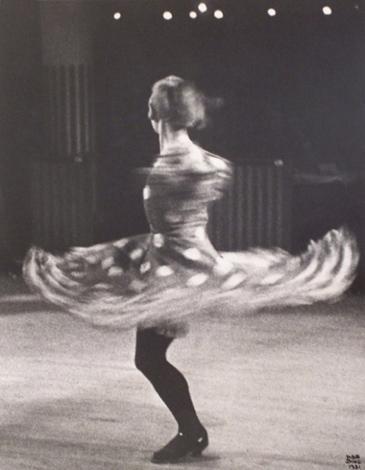 Cancan Dancer, Moulin-Rouge, Paris, 1931