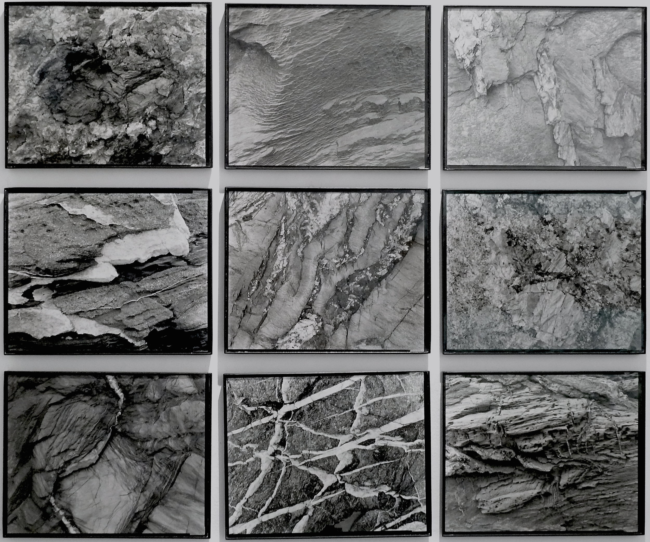 7. Untitled (grid of 9), 2000-2003