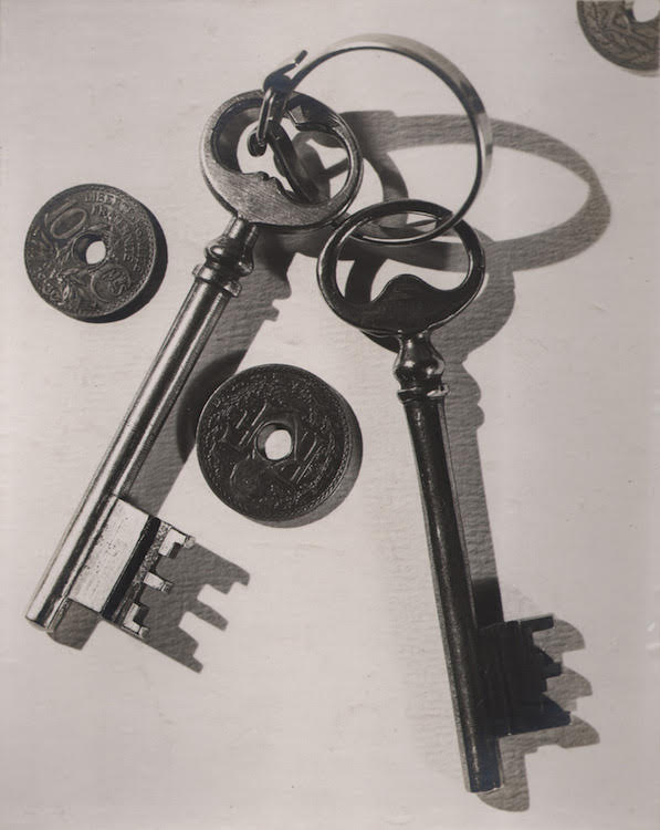2. Untitled (keys), 1930s