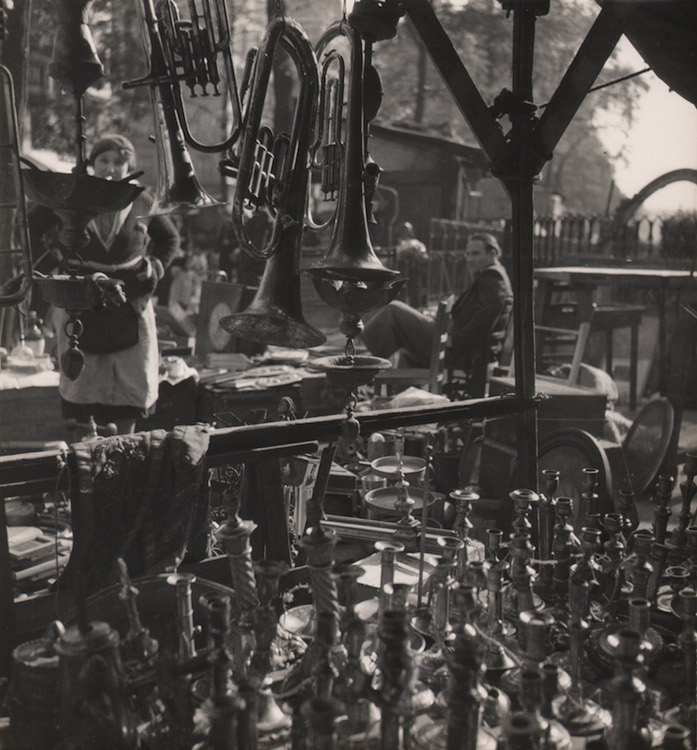 4. Untitled (flea market), 1930s