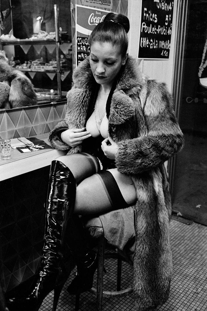 18. Rue des Lombards (Natasha Chez Le Tunisien), 1976-1977