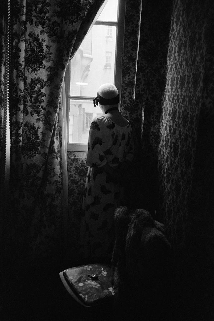 20. Rue des Lombards (Blondine's birthday), 1976-1977