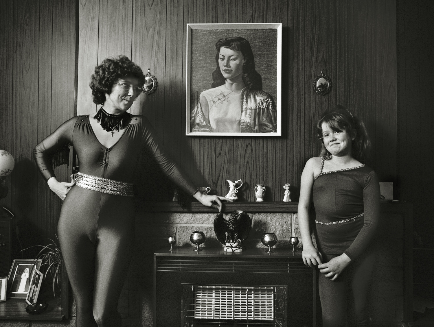 Lorraine & Mum, from Step by Step, 1982