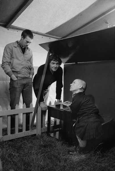 Tom Thumb, The World's Smallest Man, Hoppings, 1980