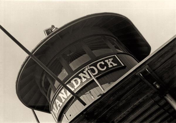 Manadnock Steamer, c. 1934