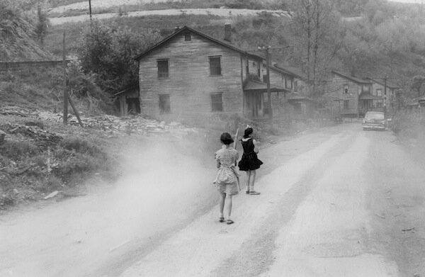 10 Two girls on road, Vicco, Kentucky.jpeg