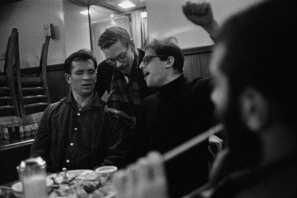 Chinese Restaurant Kerouac, Lucien Carr, Allen Ginsberg, 1959 L CD-G.jpg