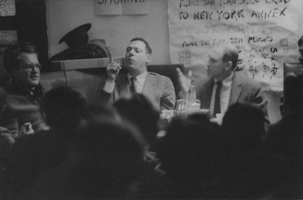 Tom Hess, Artist's Club, 1960