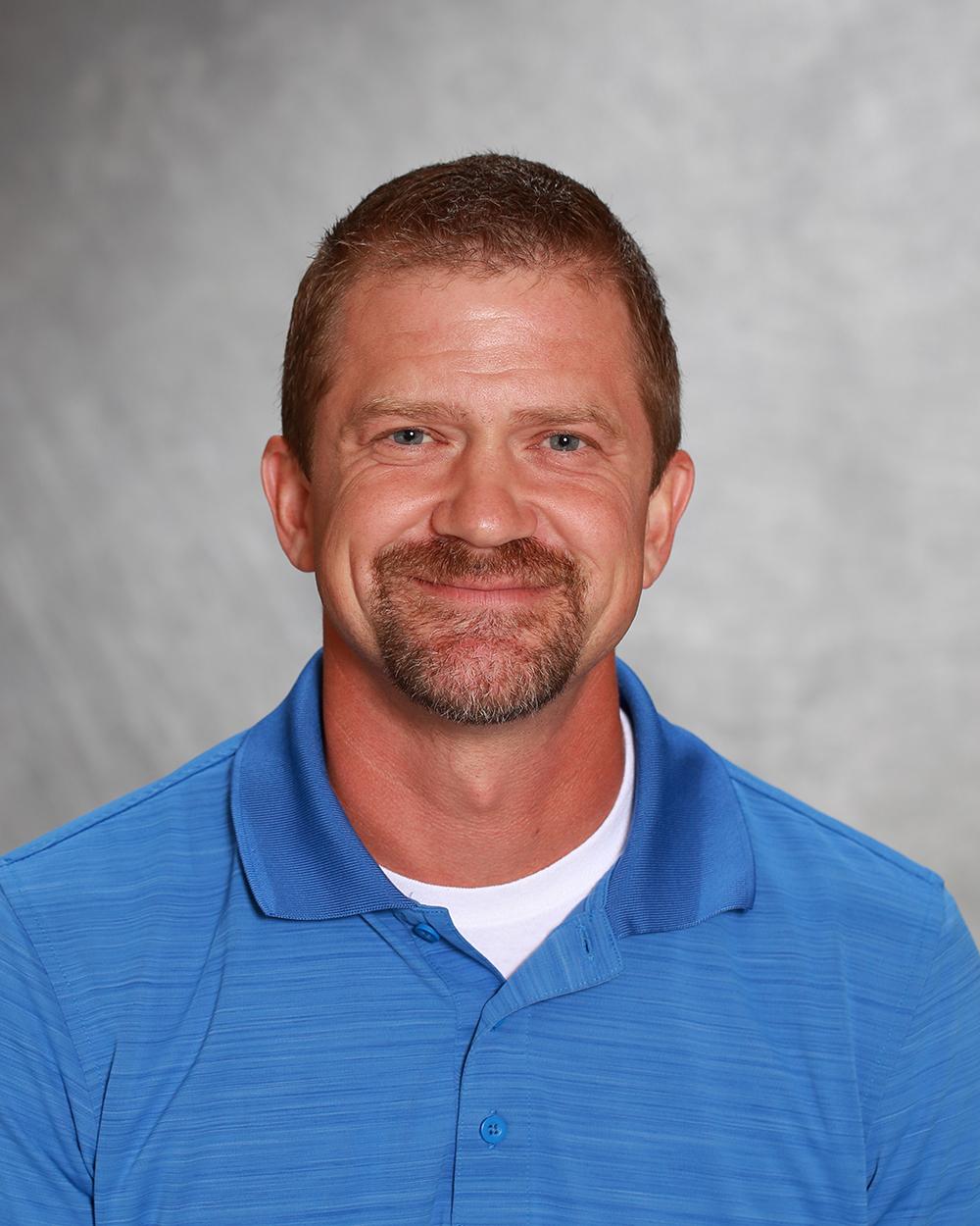 Superintendent - Dave Williams