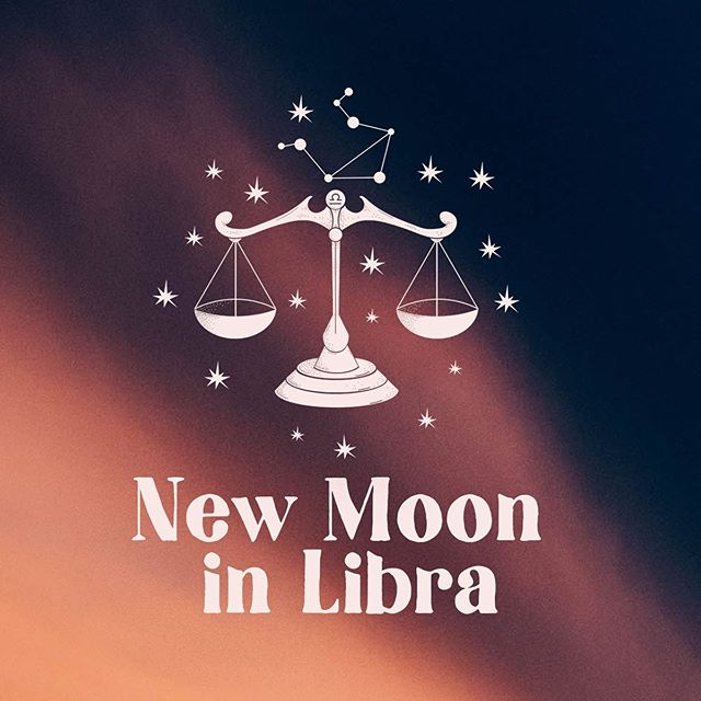⋒ Happy New Moon in Libra! ⋒  Libra is the ruler of commitment and partnership, and today's super new moon bringing a gentle sense of harmony to existing relationships--and an urge to pursue new ones. (But all in good time.) As the halfway point of the zodiac calendar, Libra is concerned with beauty, balance, harmony, and thoughtful contemplation. You may be drawn to reflect on the past and what's gone right or wrong on your life, love, and work paths so far. But that's balanced by a desire manifest new partnerships, collaborations, friendships, or romantic interests.  Just keep in mind that the seeds you plant today won't become fruit tomorrow. Take your time, weigh your options, and make sure that these specific relationships are what you'll want in your life six months from now.  After all, the intentions we set on the new moon often don't fully manifest until that sign's next full moon placement, and for Libra that's April of 2020. We're playing the long game here.  This is also an excellent time to lean into diplomacy and empathy when examining any fraught relationships in your life. It's time to listen, to calmly hash through things, and compromise to create mutually beneficial scenarios for all involved.  Tonight, spend some time meditating on what you're hoping to manifest over the next six months. Cleanse your space, adorn it with candles, crystals, flowers, herbs, and oils (and any other beautiful thing you can think of -- Libra LIVES for beauty!), and do a six-card tarot or oracle pull, asking the following questions courtesy of @thecuriouscardslinger :  1. Which area of my life needs more balance at this time? 2. How can I cultivate more harmonious relationships with others? 3. How can I effectively honor myself and my needs? 4. How can I practice effective self-care this month? 5. How can I most effectively serve others this month? 6. What should I be manifesting for my highest good?  #revelandriseup #newmoonvibes