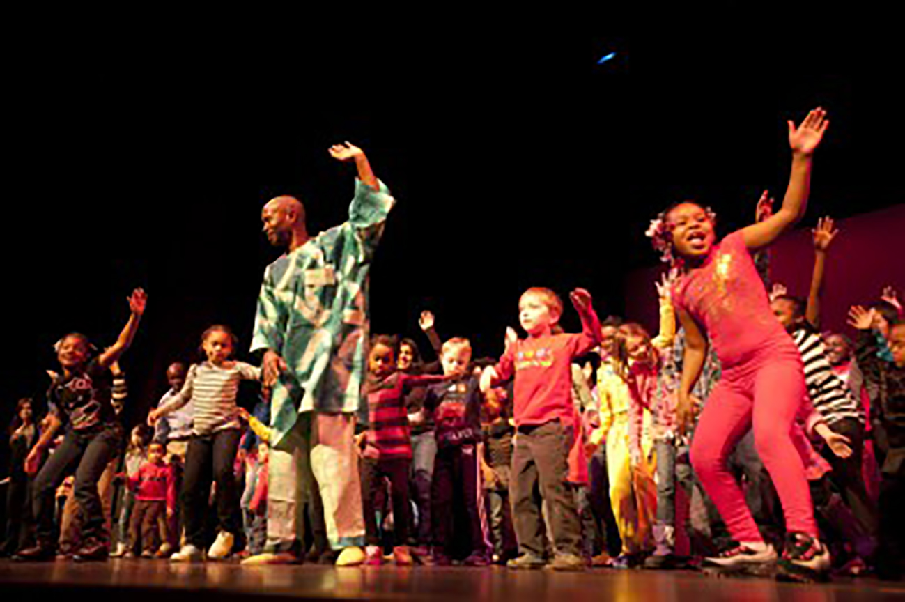 I WAS LIKE, WOW!: A Benefit Concert for Sound Tracks Education Programs in Chicago Public Schools