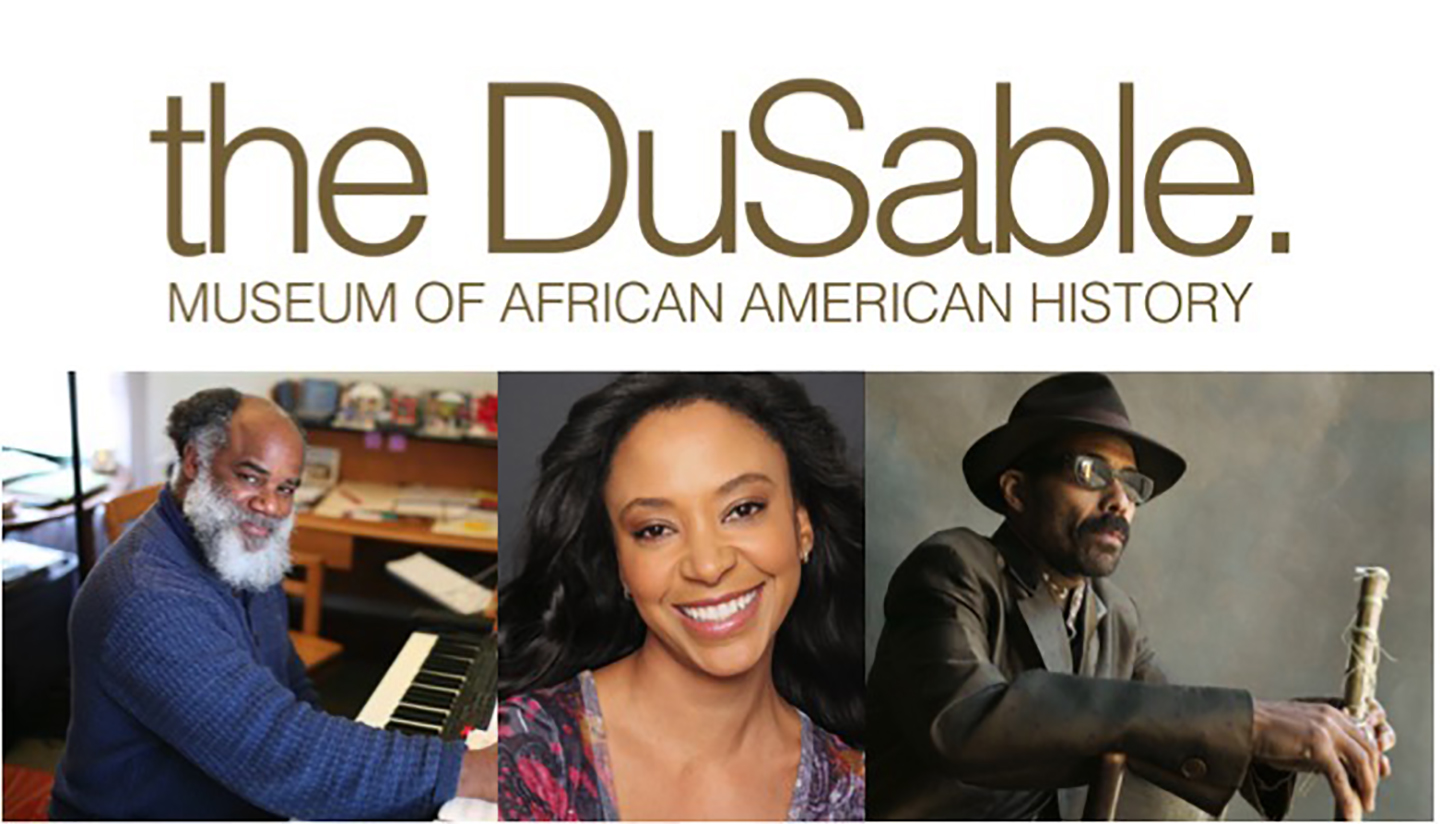Roundtable at DuSable Museum: The Black Composer Speaks
