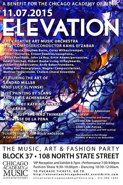Elevation: A Music, Art and Fashion Party