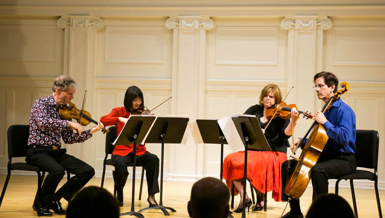 Discoveries: String Quartet