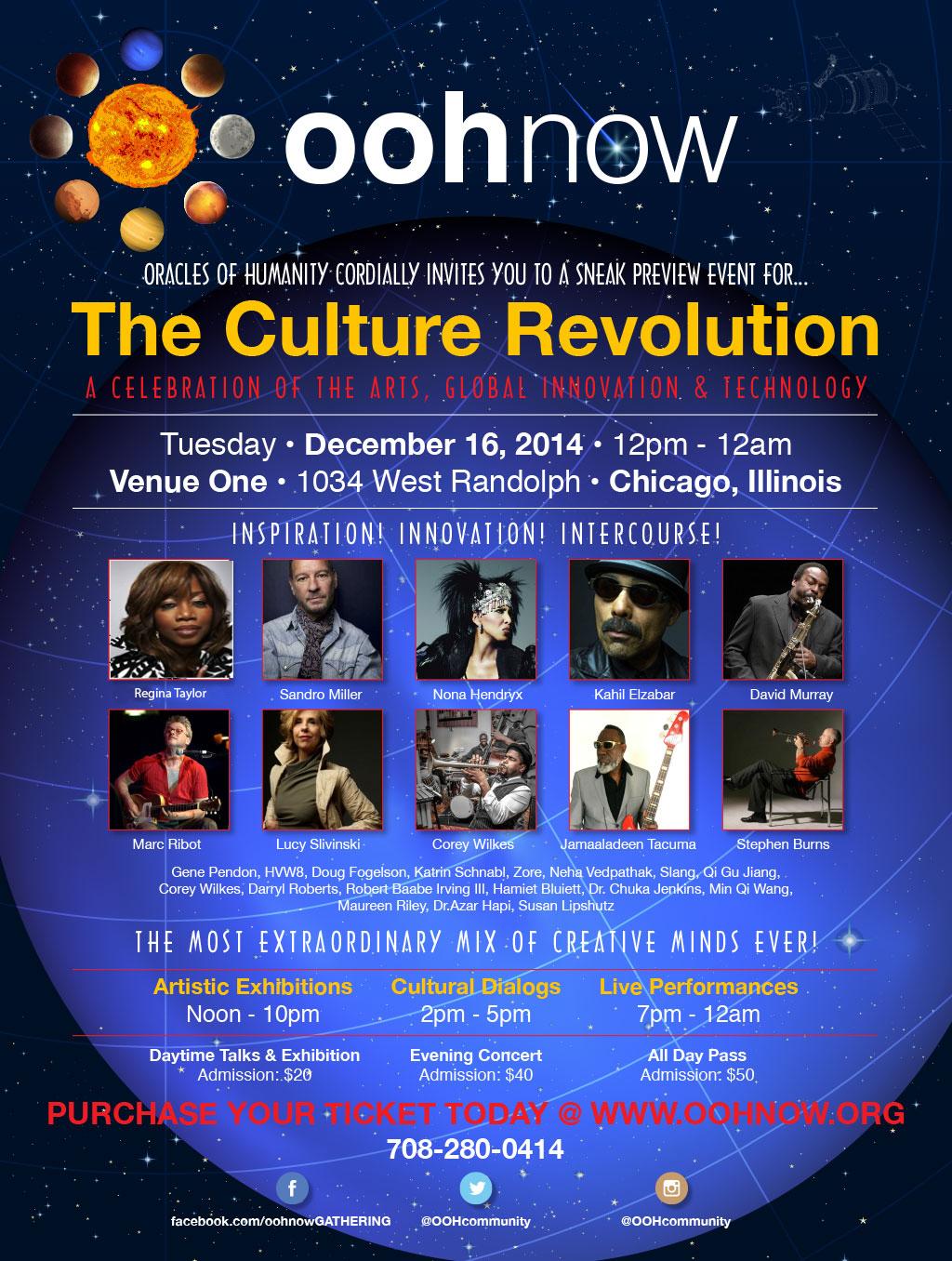 OOHnow The Culture Revolution