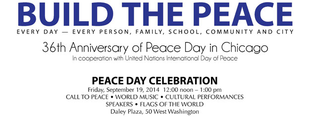 Peace Day in Chicago