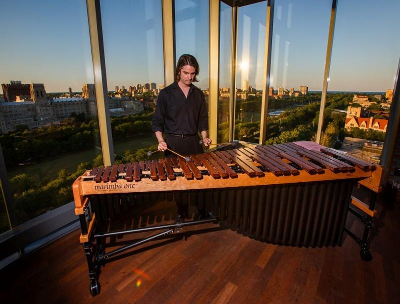 Music for Percussion, A Reading Session for Emerging Composers