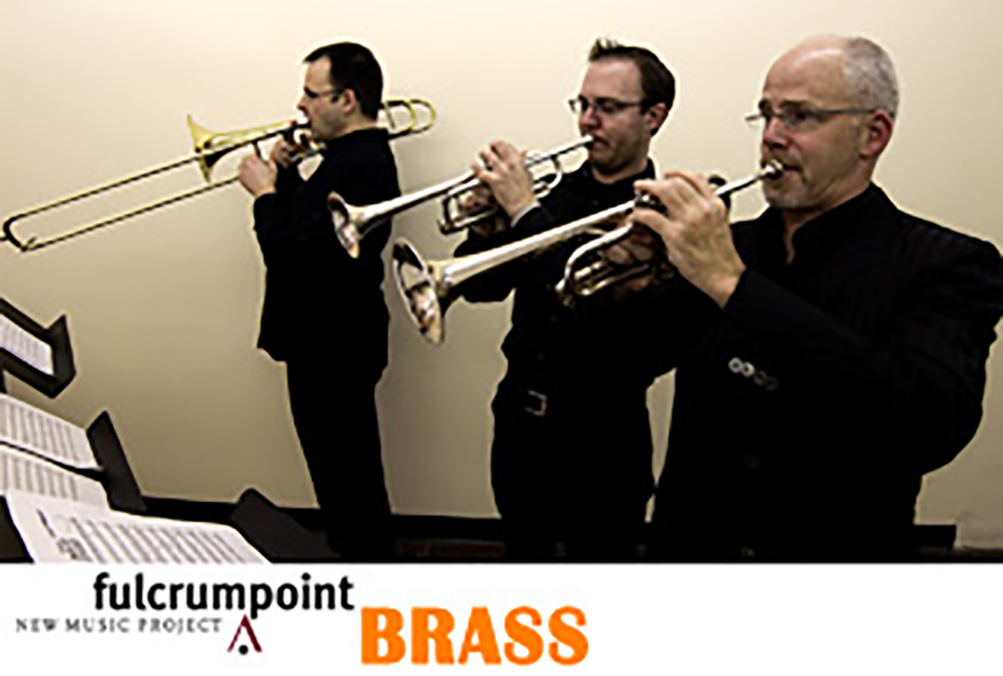 Music for Brass: A Reading Session for Emerging Composers