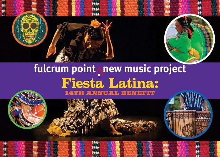 Fulcrum Point Annual Benefit Concert: Fiesta Latina