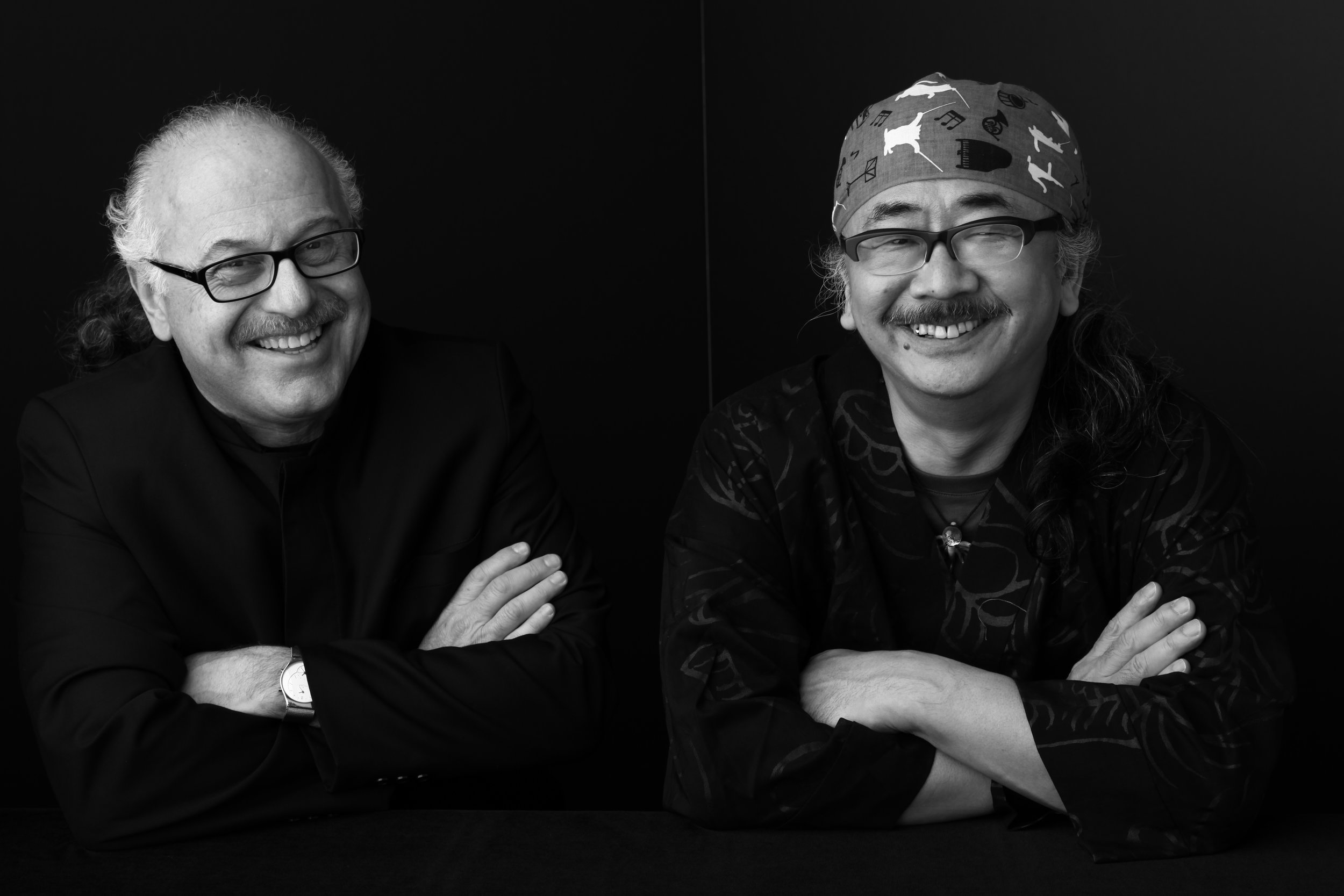 An Intimate Evening with Nobuo Uematsu, Arnie Roth and The Fulcrum Point String Quartet