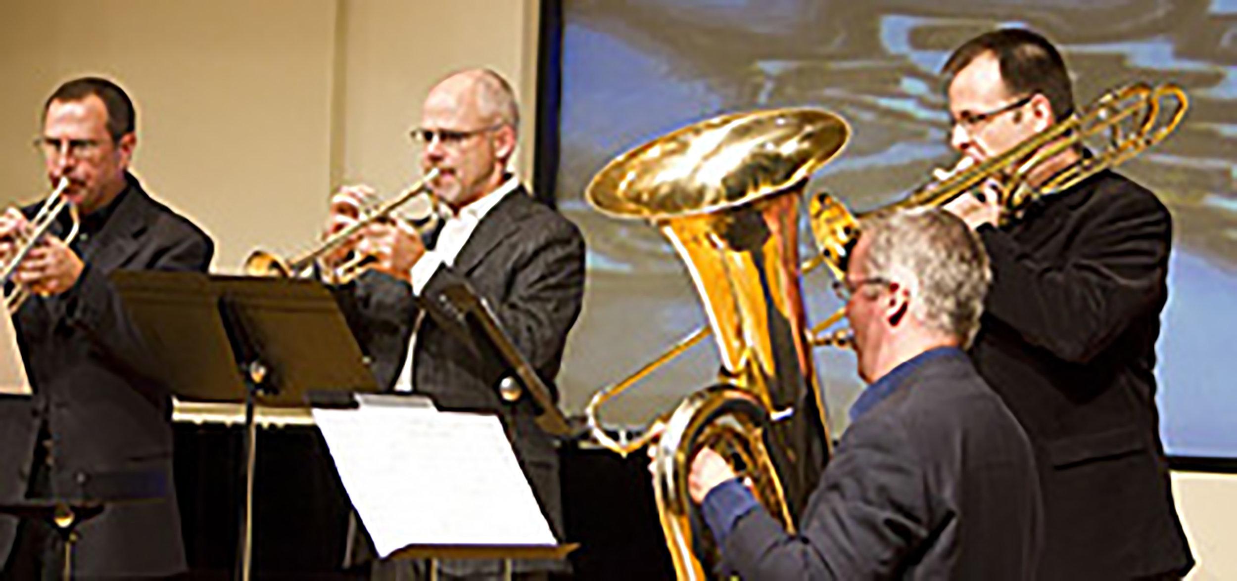 Cabaret with Fulcrum Point Brass