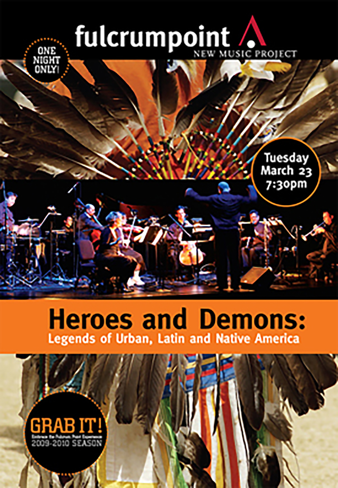 Heroes and Demons: Legends of Urban, Latin and Native America