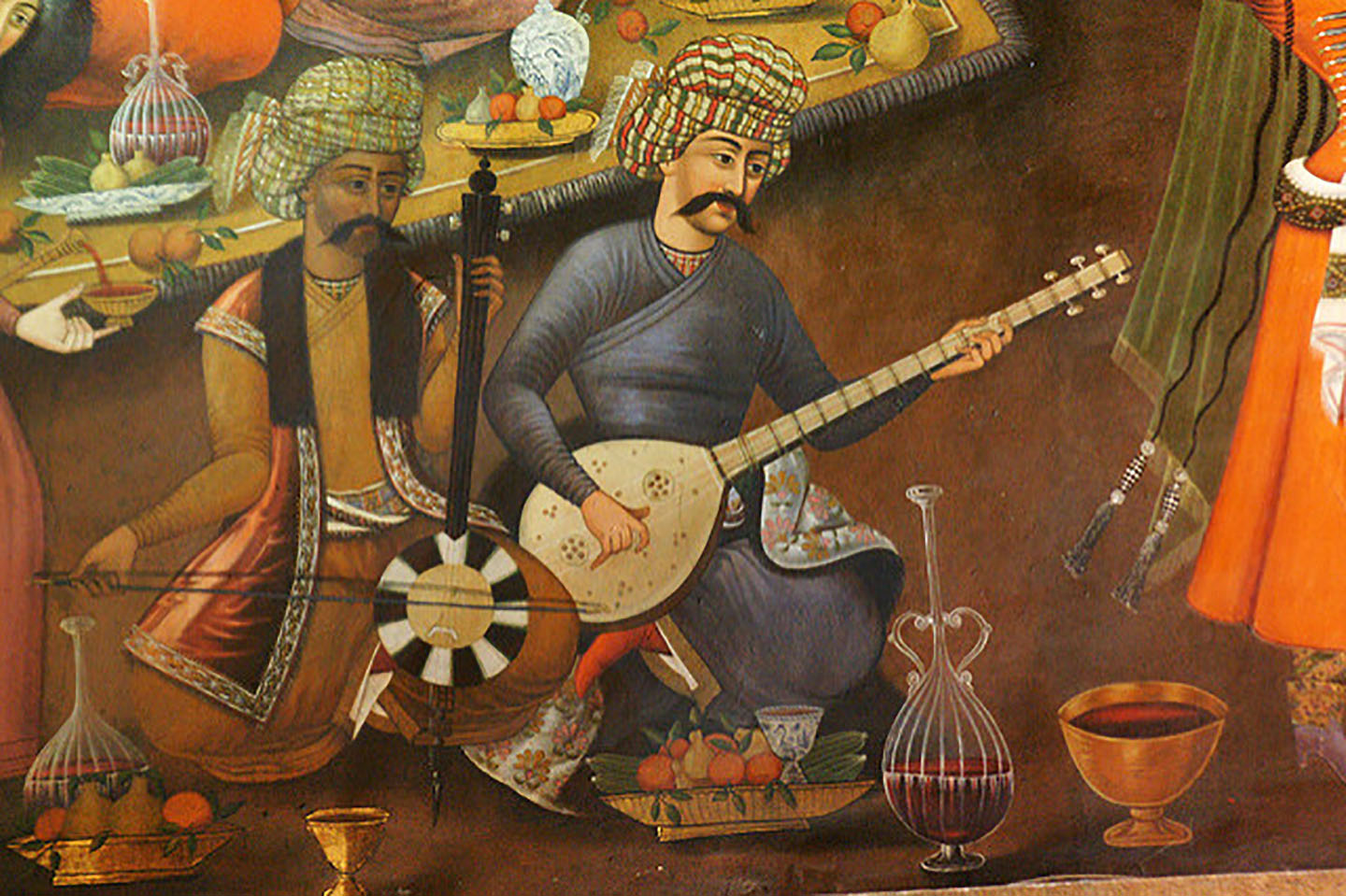 Music, Poetry, and Politics of the Middle East: Bridging Cultures, Building Peace