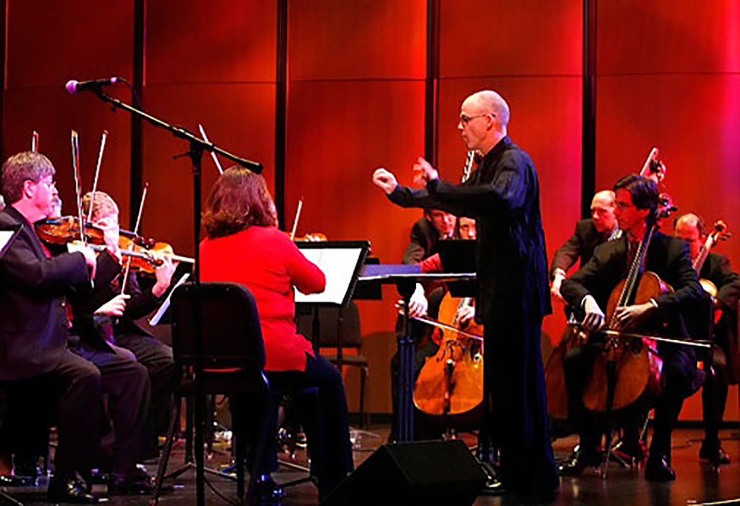 Seventh Annual Concert for Peace: Bridging Cultures, Building Space