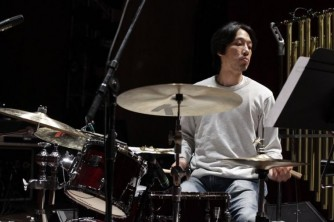 Ian Ding, Percussion    Musical Affiliations:  New Music Detroit (co-founder), Virgil Moorefield Band, Bang on a Can All-Stars (percussion sub), Chicago Symphony Orchestra (percussion sub)  Academic Affiliations – teaching: DePaul University School of Music, 2014-present, University of Michigan School of Music, 2005-2014, Boston University Tanglewood Institute, summer 2011  Academic Affiliations – studied: Juilliard School, M.M. 2001, University of Illinois at Urbana-Champaign, B.M. 1999  Musical Passions:  Contemporary music of all styles, improvisation  Outside Interests:  Sports (esp Chicago Bulls), yoga & meditation, food: cooking & eating out, reading