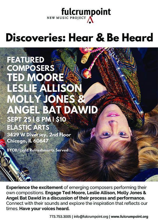 Discoveries: Hear & Be Heard