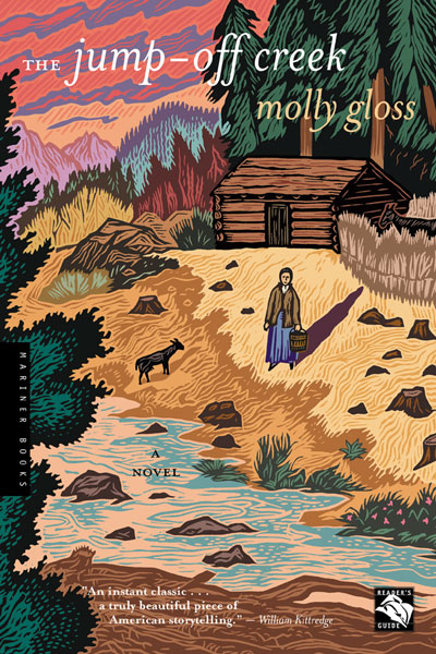 "Lydia Bennett Sanderson is a hardship-honed widow   homesteading in the backcountry of Oregon in 1895. ""A truly beautiful piece of American storytelling."" William Kittredge"
