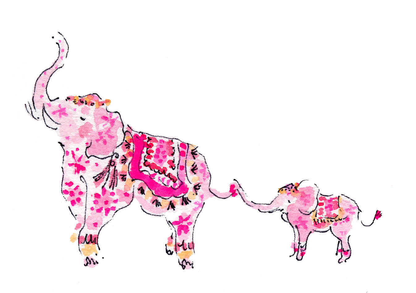 wells pink elephant stationary.jpg