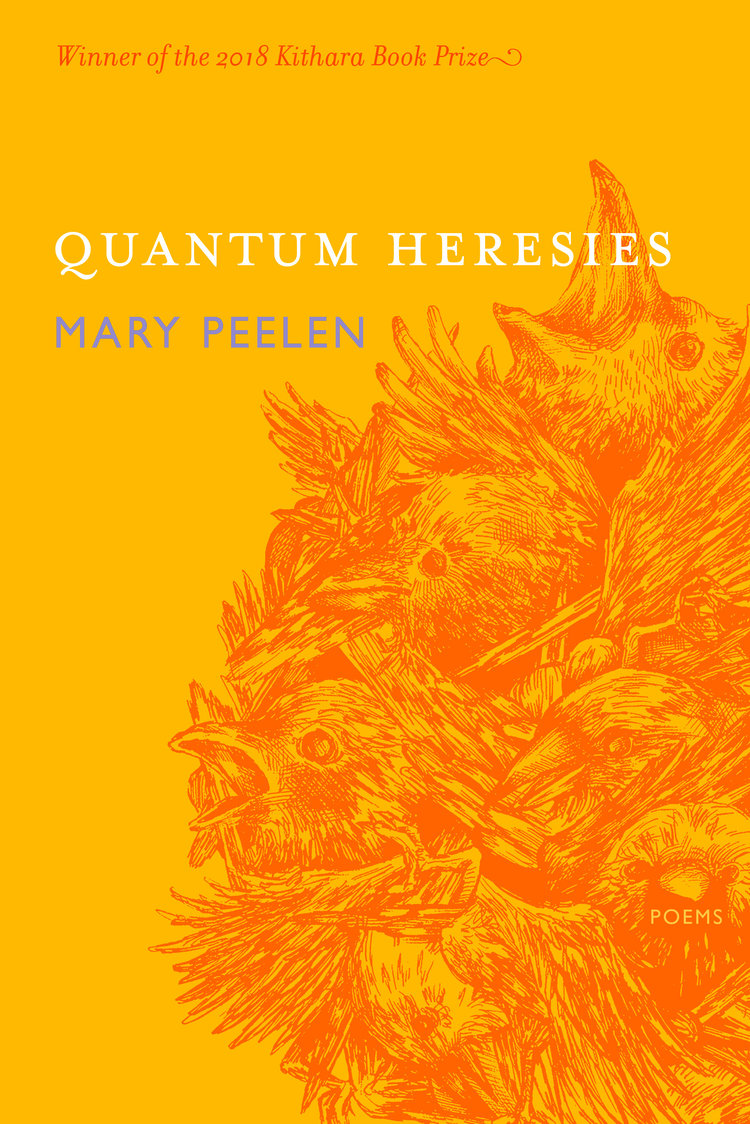 Quantum Heresiesby Mary Peelen - glass lyre press