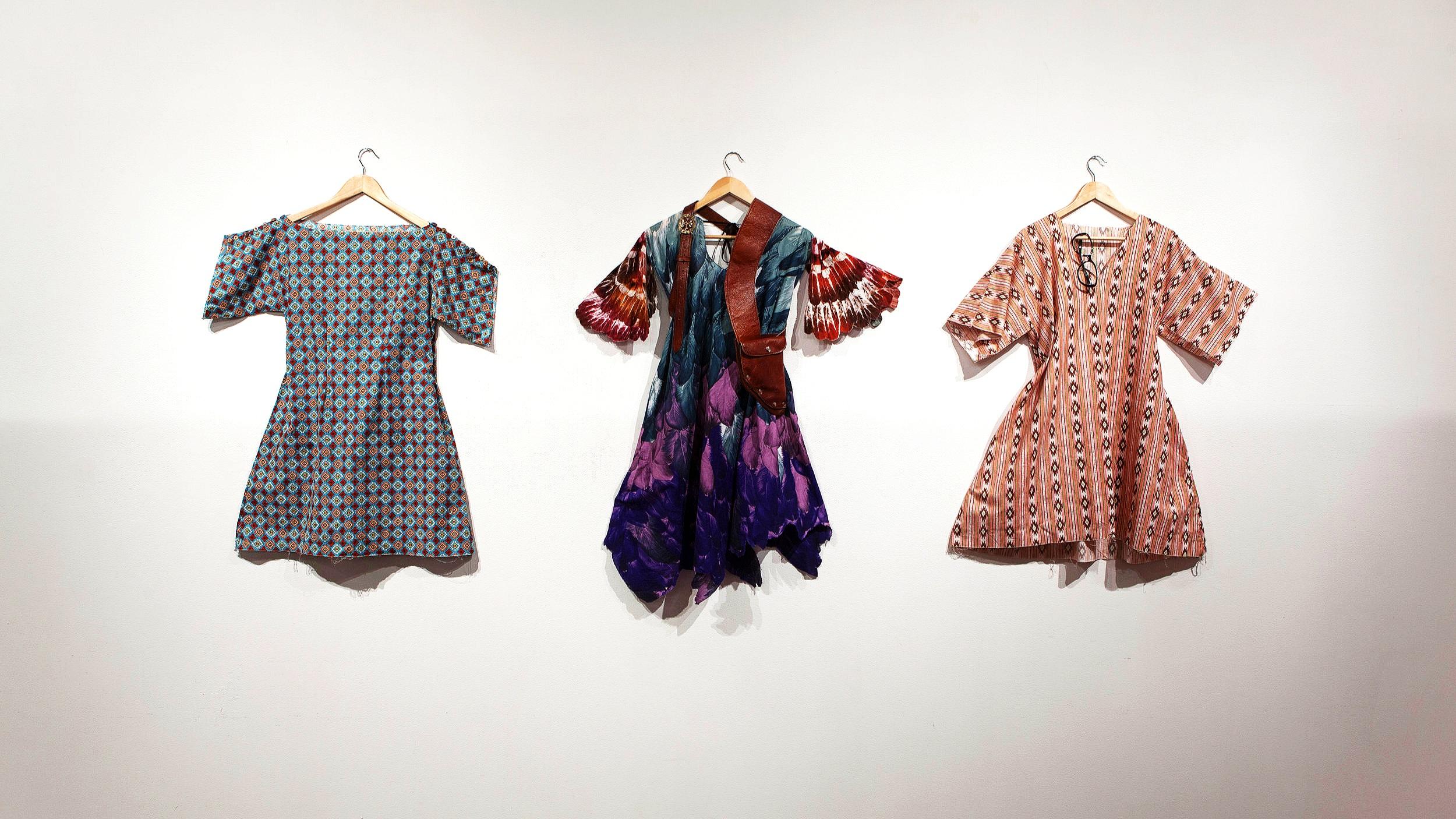 Maiden Indian (2011), Material Culture Photo Credit: Karen Asher
