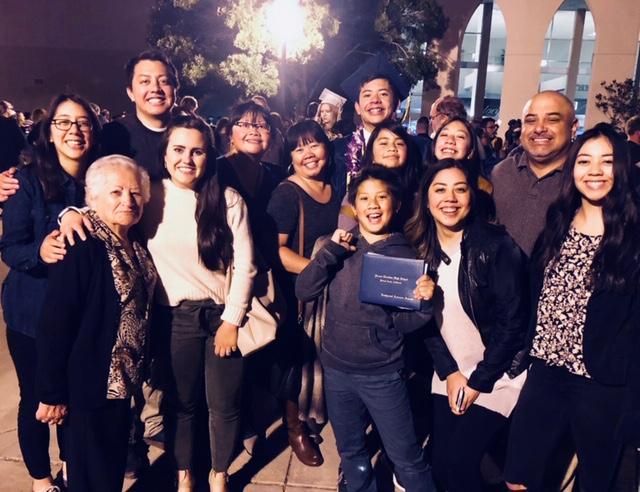 Team Araujo celebrates another milestone event in 2018!