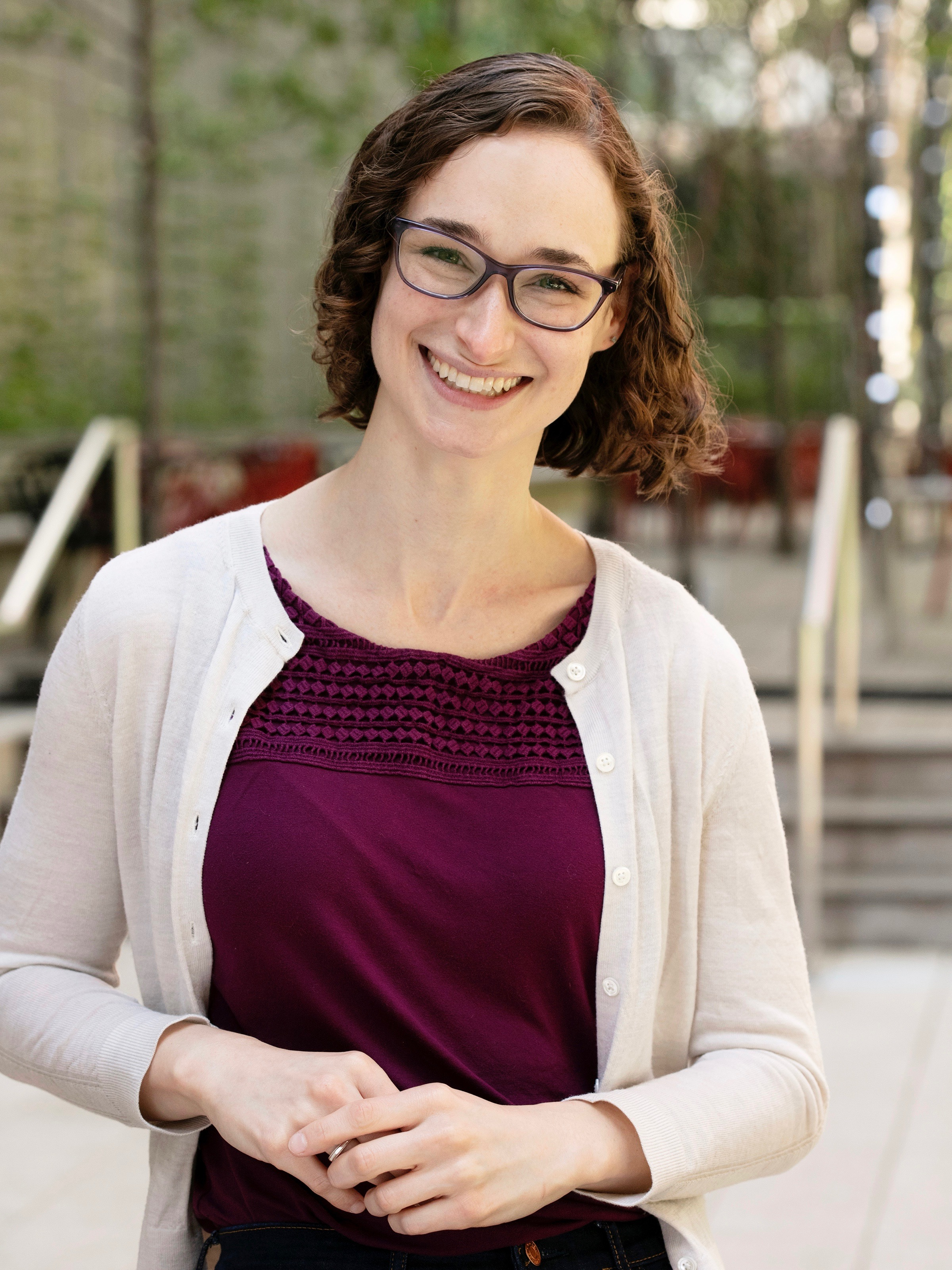 Alexandra Haley Miller - Alexandra Miller grew up in Cleveland, Ohio, then attended Columbia University and graduated with a degree in biochemistry in 2014. After college, she worked at the National Institutes of Health for a year as a post-baccalaureate intramural research training award fellow before starting the Tri-I MD-PhD program in 2015. Alexandra joined Dr. Sabine Ehrt's lab in the fall of 2017. Her project uses molecular biology and genetic techniques to identify mycobacterial genes required during nutrient starvation. Outside of lab, she is interested in promoting health equity and works as the research coordinator for the Weill Cornell Community Clinic, Cornell's student-run free clinic. For fun, she plays the violin and hangs out with her cat, Sasha!