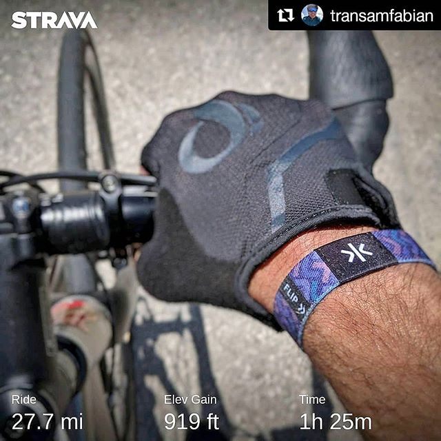 #Repost @transamfabian ・・・ Auto-notifications and all my emergency data with no bulky buckles or an ounce of wind drag. Stylin too! #producttestor #cycling #wearabletech #fastfabric