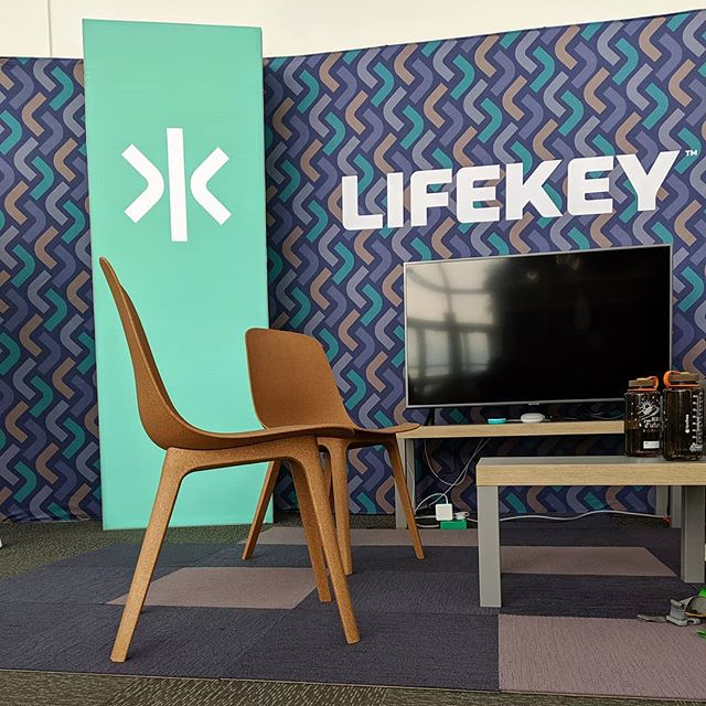 We're almost ready for Outdoor Retailer 2019. Who's coming to see us at Booth #57045-UL? #wearlifekey #outdoorretailer  #OR2019