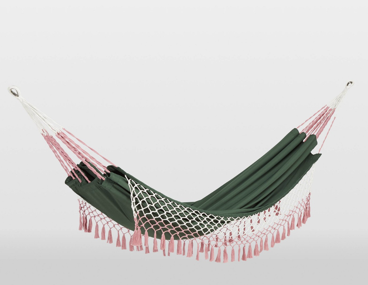 2. An Excuse to Lie Down - Not only is this the prettiest hammock in all the land, but it'll look even better when you're playing that superfun