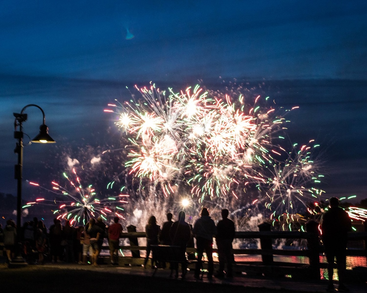 Gardiner sets the standard for Maine fireworks, hands down! - Gardiner boasts multiple fireworks each summer through Central Maine Pyrotechnics. Be a part of the magic.