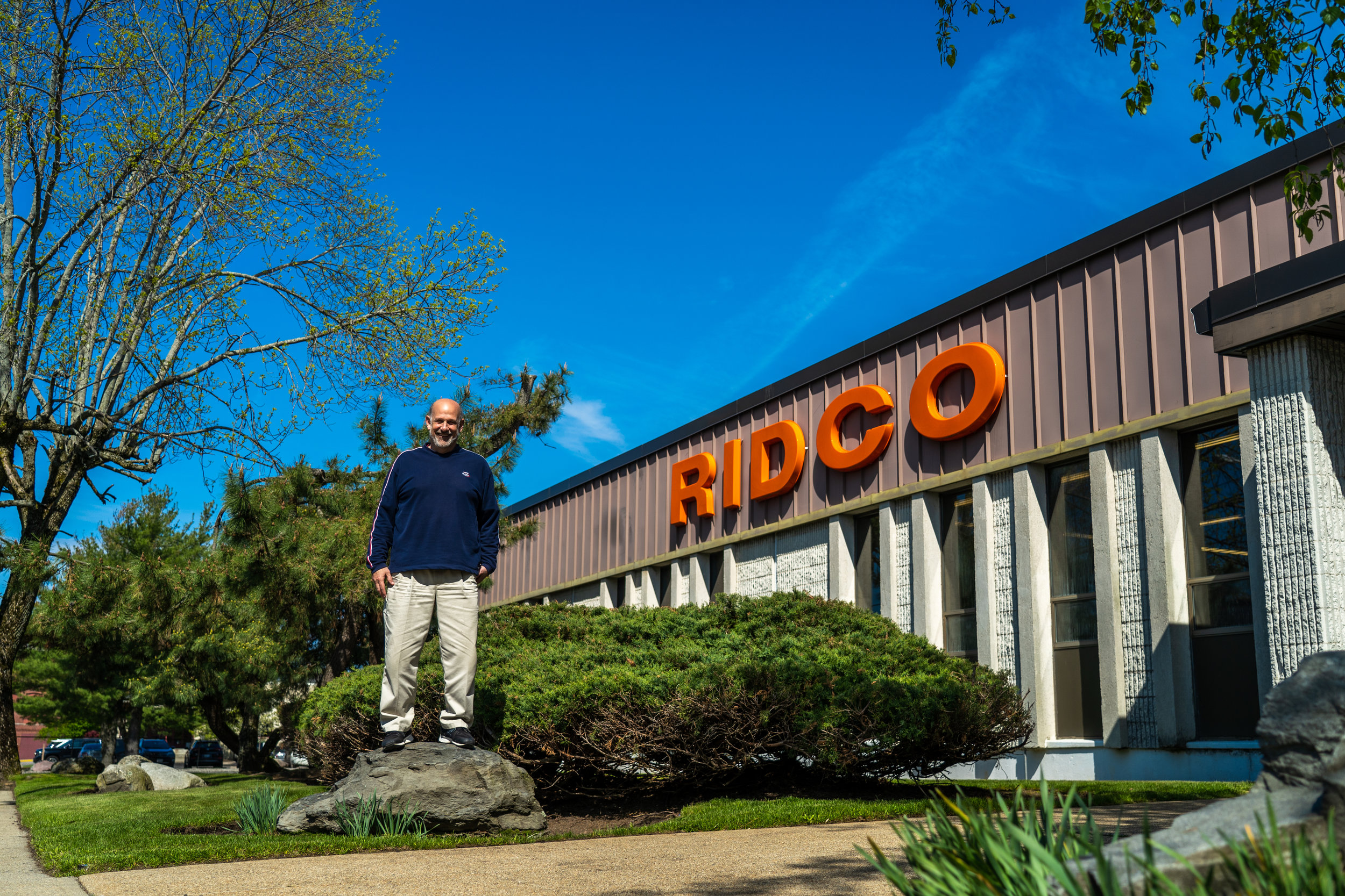 Ridco's President has been responsible in the production of high quality zinc die casting components since 1974.