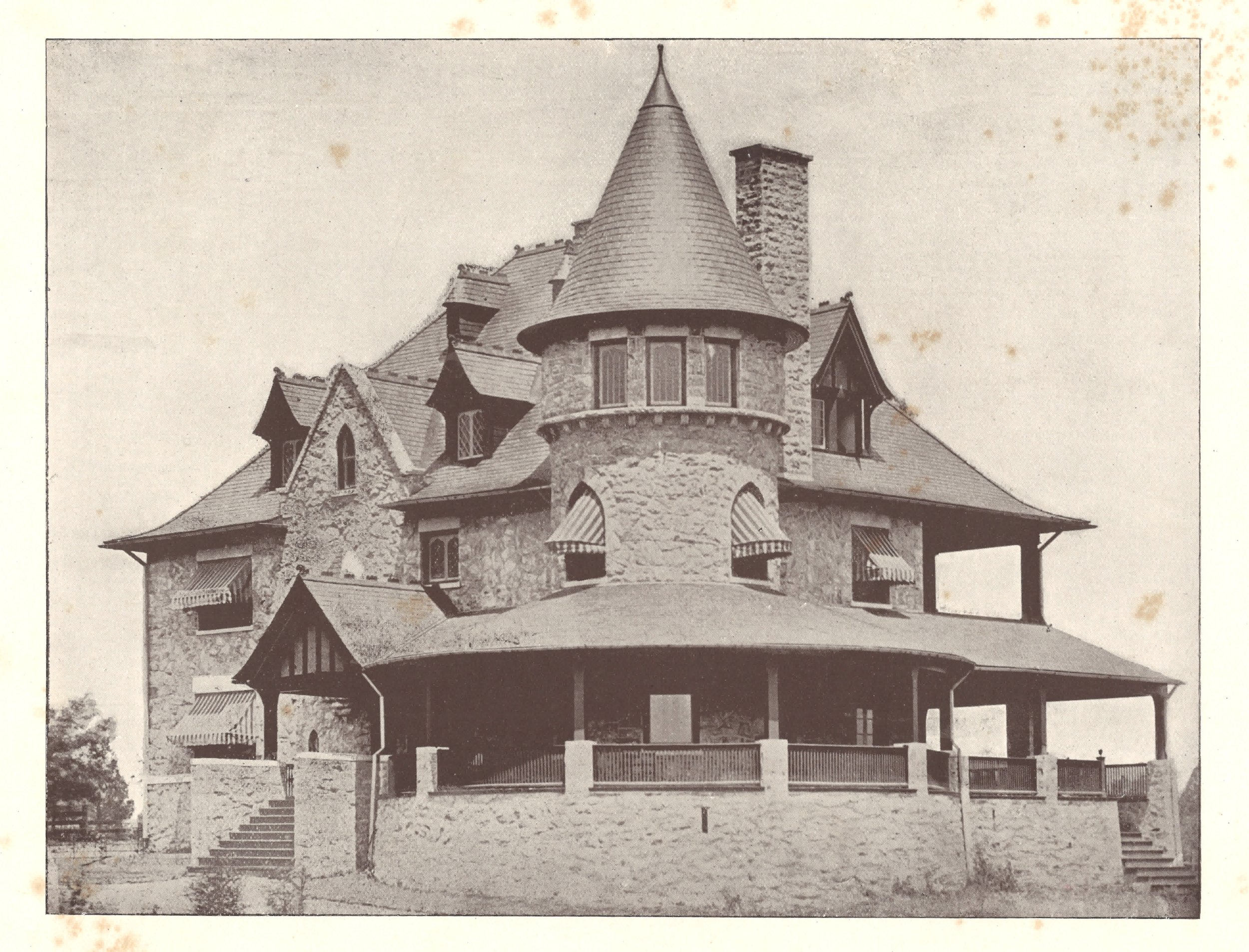 Narberth, PA home - 1894