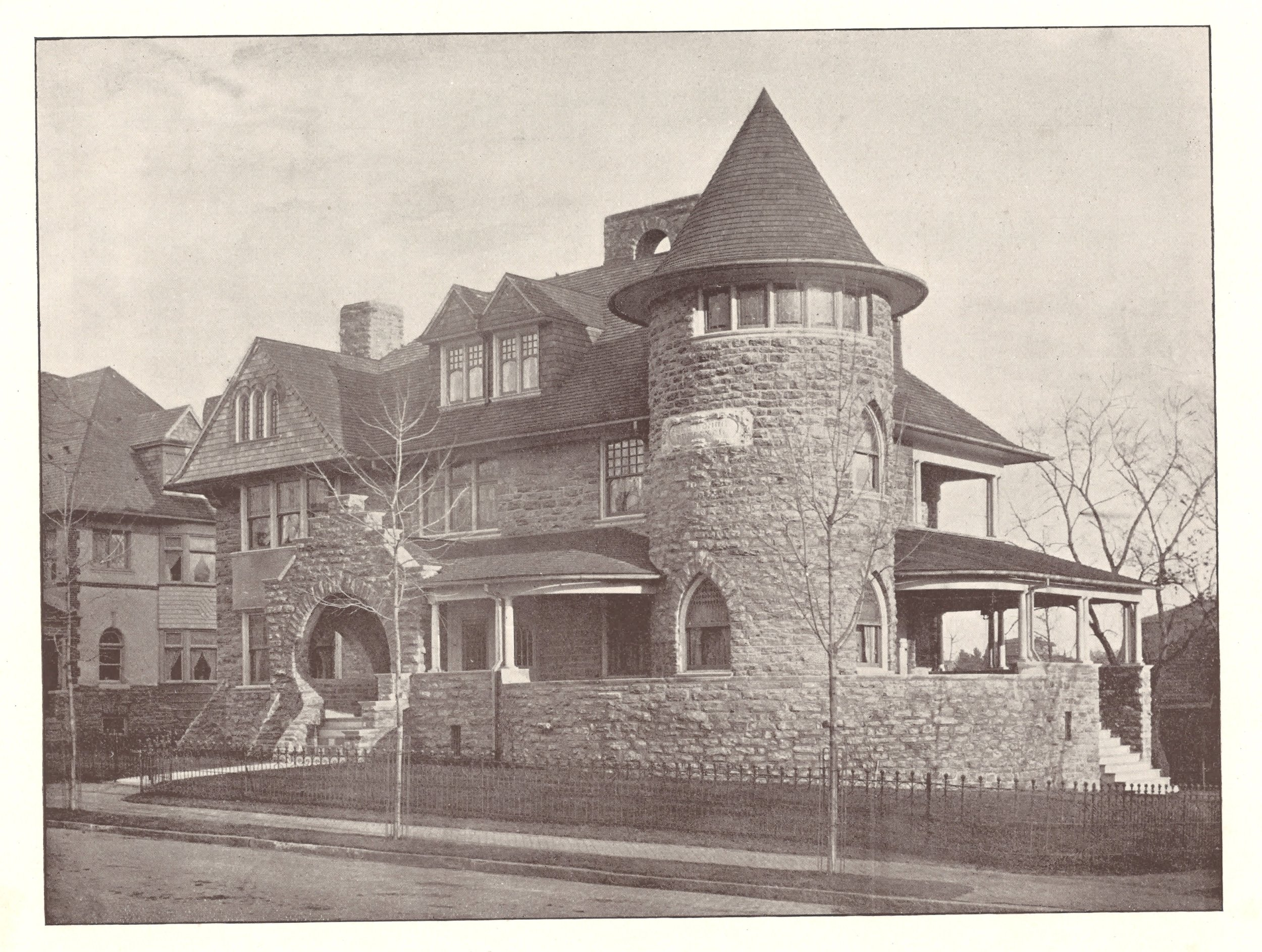 Germantown, PA home - 1894