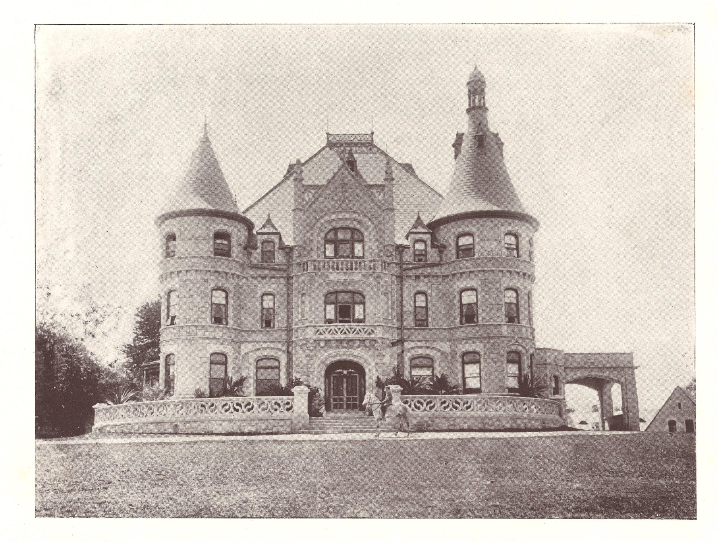 Bryn Mawr, PA estate - 1894
