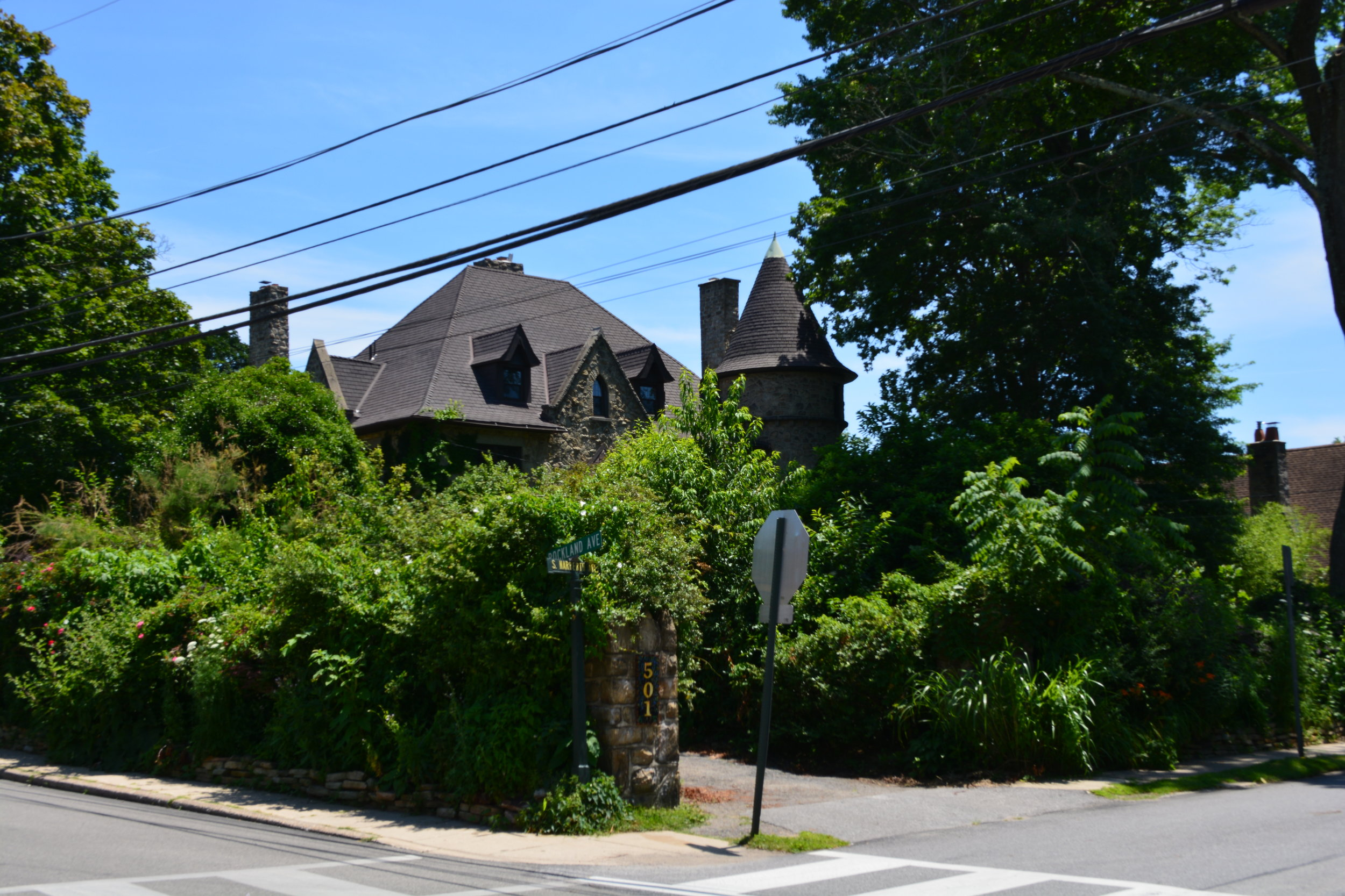 Narberth, PA home - 2019