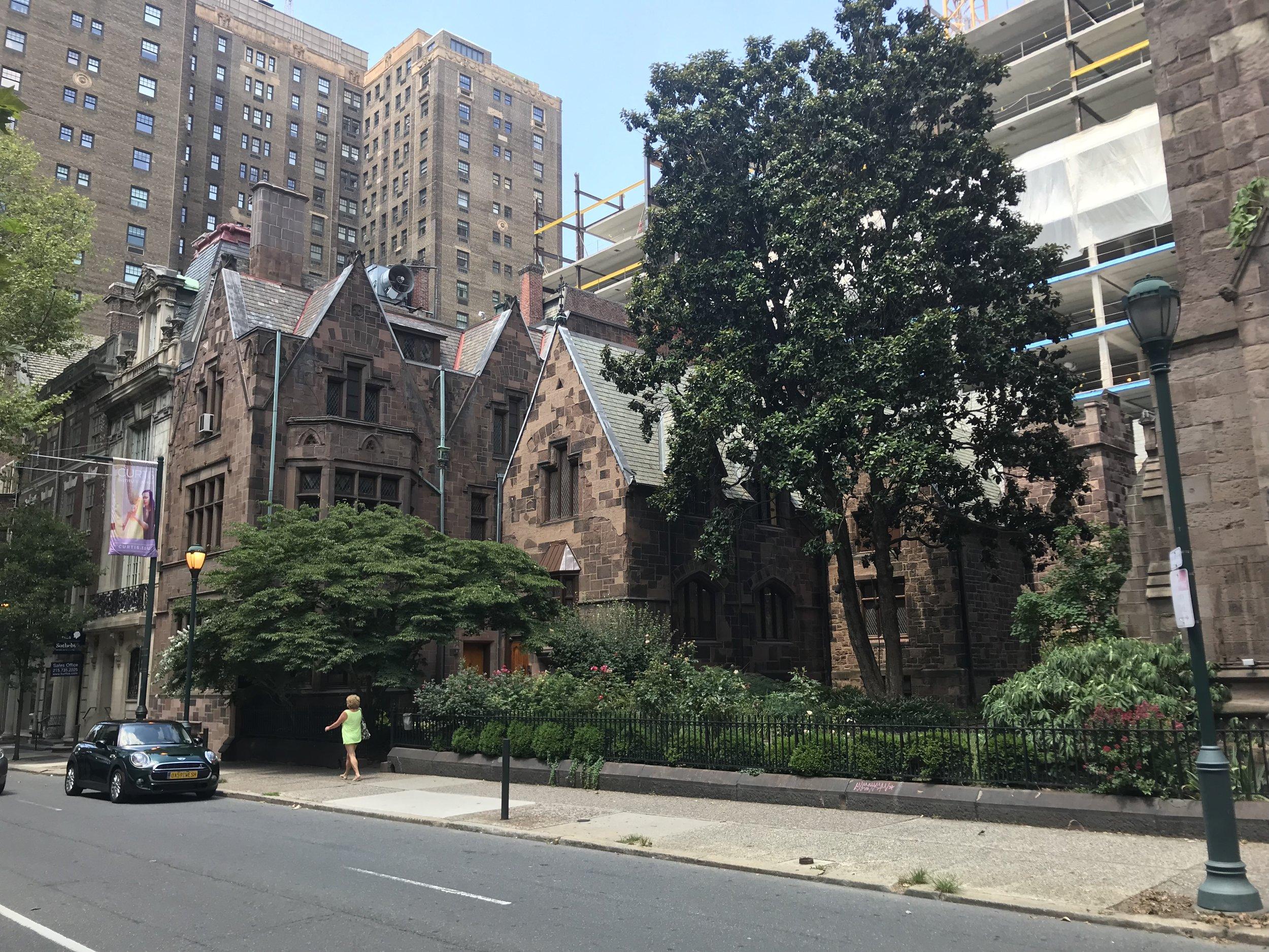 St. Mark's Parish House, Philadelphia, PA - 2019