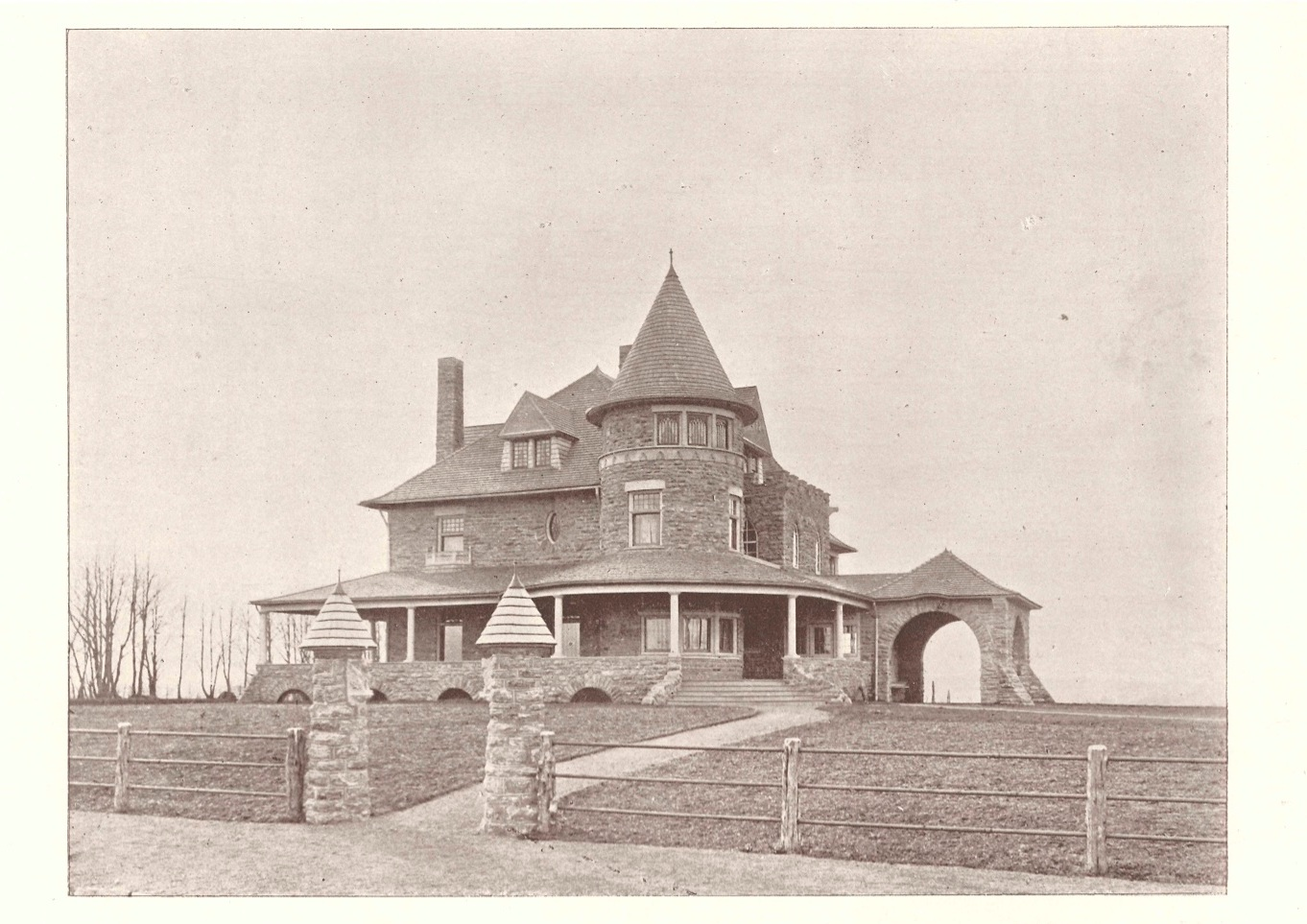 Mt. Airy, PA home - 1894