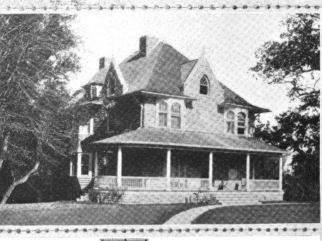 Mt. Airy, PA home - 1898