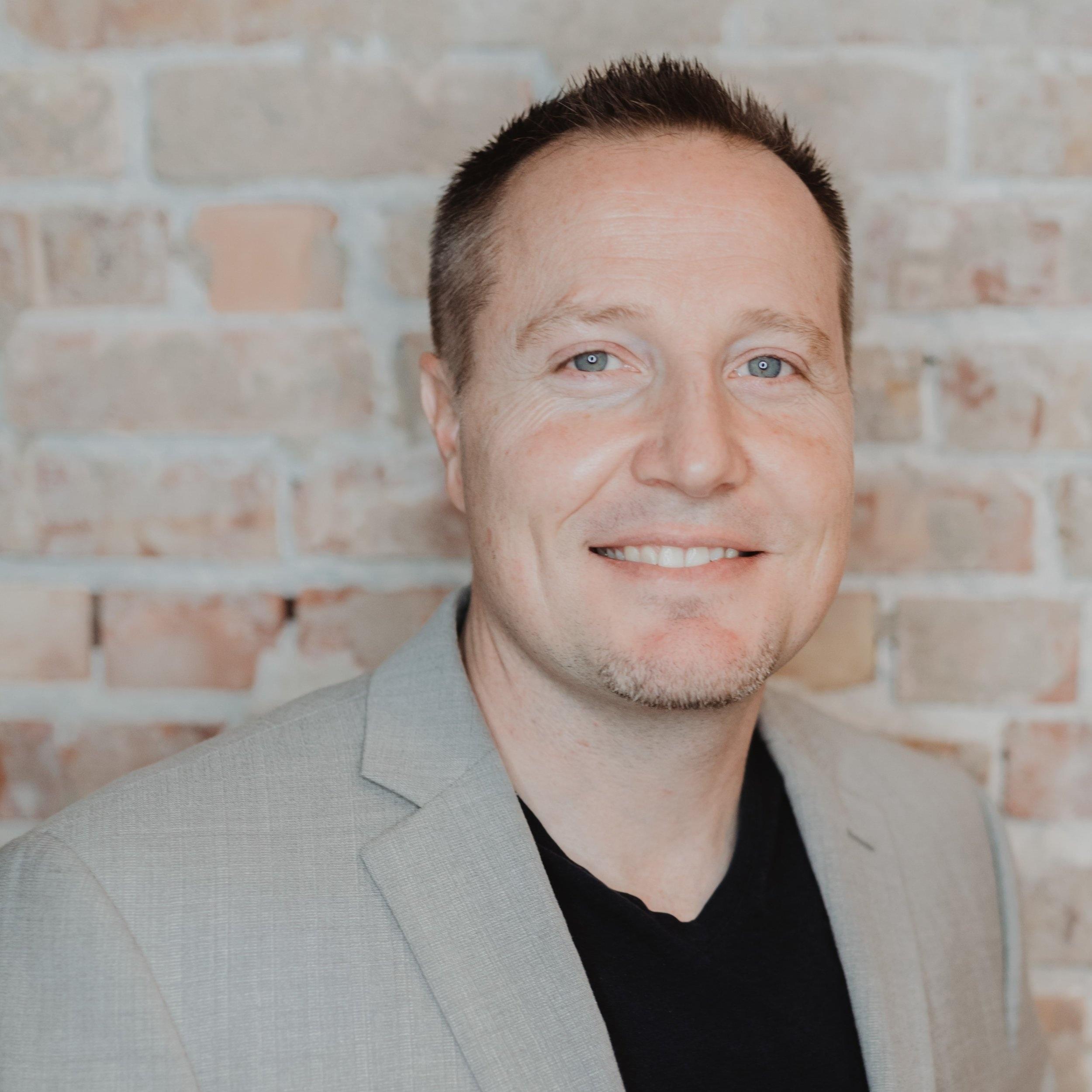 Mark Allen, CEO, Blue Panda
