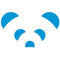 Blue Panda Logo
